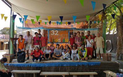 Cristo Roto, centro de Obras Cristianas de Gibraleón, celebra su trigésimo segundo aniversario