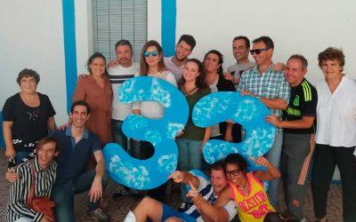 La Residencia 'El Cristo Roto' celebró su trigésimo tercer aniversario con múltiples y variadas actividades