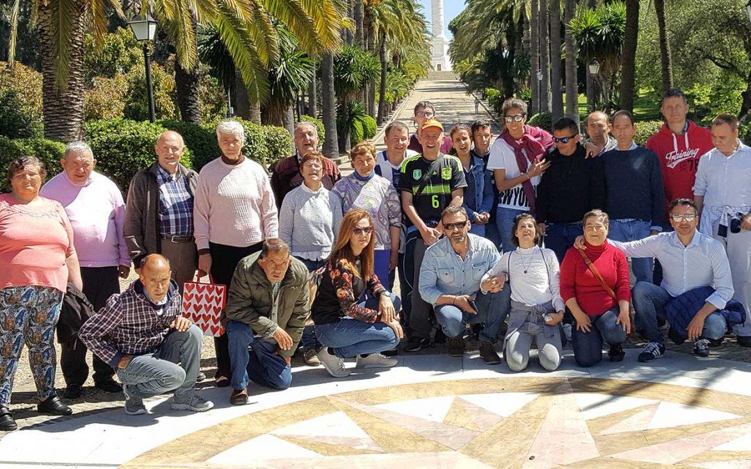 Los alumnos del Centro Ocupacional 'El Cristo Roto' disfrutaron de actividades especiales durante las vacaciones de Semana Santa