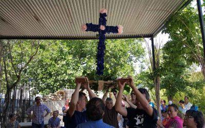 El Centro Ocupacional 'El Cristo Roto' celebró su tradicional Cruz de Mayo