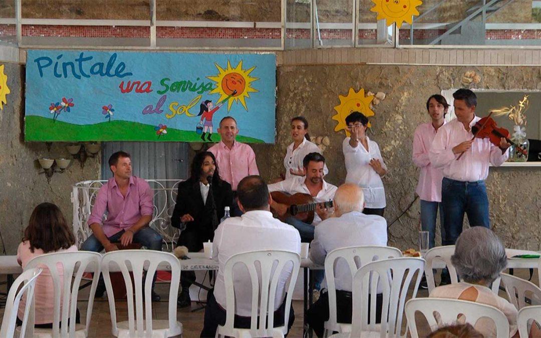 Fiesta de Verano del Centro Ocupacional El Cristo Roto 2018