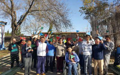 El Centro Ocupacional El Cristo Roto celebró sus Jornadas Culturales bajo el lema 'Los Valores que hay en Mí'