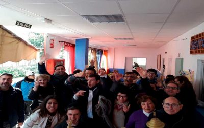 El Centro Ocupacional Cristo Roto celebró el Día de la Paz