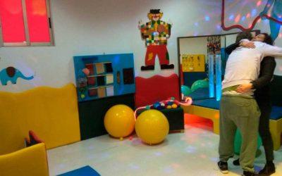 Inaugurada la Sala Multisensorial de la 'Casa Hogar El Cristo Roto'