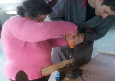 trabajo-madera-carpinteria-Centro-Ocupacional-El-Cristo-Roto